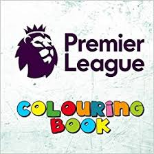 premier league colouring book 20 premiership team logos