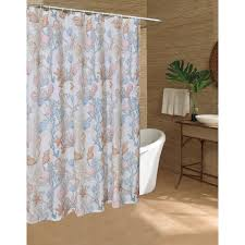 under the sea shower curtain at home at home