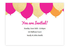 party invitation animated online birthday party invitations