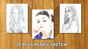 photo to pencil sketch effects android apps on google play