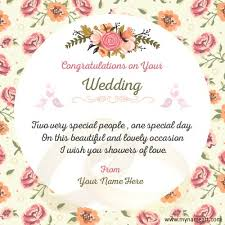wedding message card wedding card messages and wishes card world