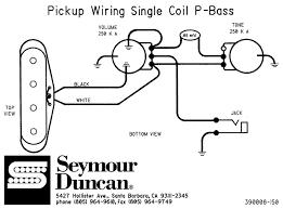 fender squier p bass wiring diagram ewiring
