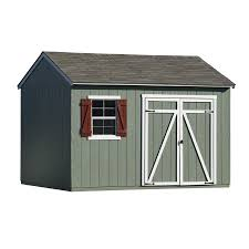 Free Wooden Storage Shed Plans by New Heartland Stratford Saltbox Engineered Wood Storage Shed 29