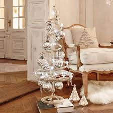 Wohnzimmer Weihnachtlich Dekorieren Weihnachtsaccessoires Festlicher Und Edle Deko