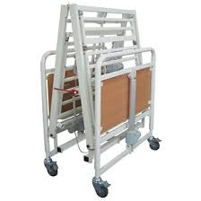 King Size Folding Bed Hospital Bed Ss888 Folding Bed King Size Homecare Peninsula