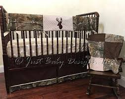 Camouflage Bedding For Cribs Camo Baby Bedding Etsy