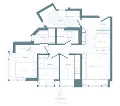 siheyuan floor plan archiparti