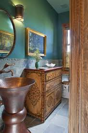 Moroccan Bathroom Vanity by Mosaic Sinks And Vanity Cabinets Bathroom Vanity Units Sinks