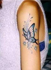 this is my lilly and butterfly is different but this