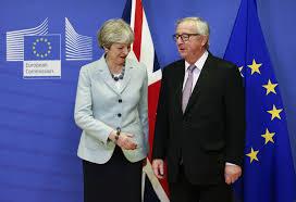 Uk Flag Ai Pound Unimpressed By Brexit Progression Wsj