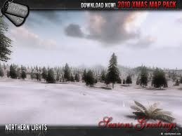 Northern Lights Map Northern Lights Map Image Project Reality Battlefield 2 Mod For