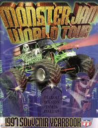 monster truck show dallas monster jam yearbooks brian z patton