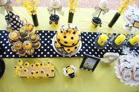 bumble bee baby shower theme baby shower themes and decorations ideas para baby shower de