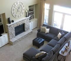 Cheap Black Living Room Furniture 64 Types Flamboyant Living Room Furniture Modern Gray Suede Fabric