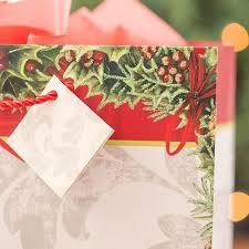 marjolein bastin glory large christmas gift bag dayspring
