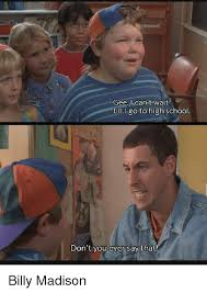 Billy Madison Meme - 25 best memes about billy madison billy madison memes