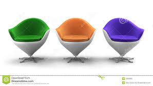 Designer Chairs by Designer Chairs Stock Photo Image 7650690