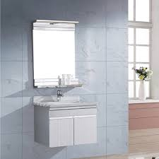Bathroom Cabinet Mirror Light Stainless Steel Bathroom Cabinet Portfolio As A Whole Bathroom