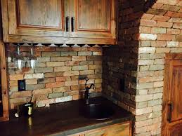 reclaimed thin brick veneer thin brick veneer brick backsplash reclaimed thin brick veneer thin brick veneer brick backsplash interior brick veneer