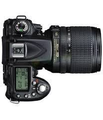 nikon d3200 digital slrs with 18 105 mm lens price in india buy