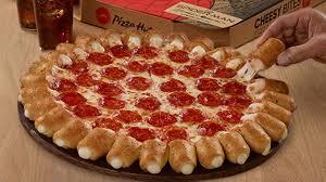 Pizza Hut Pizza Hut Brings Back Cheesy Bites Pizza In Spider