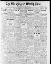 demande de mat iel de bureau the washington weekly post washington d c 1878 1916 september