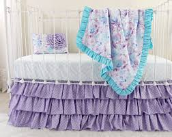 Girls Bedding Purple by Mint Green Baby Bedding Purple And Mint Modern Crib