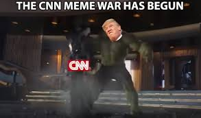 Cnn Meme - best cnn meme war videos showing trump defeating the network