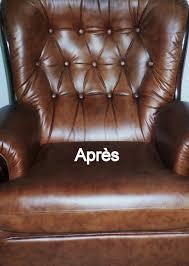 rénovateur cuir canapé service de recoloration du cuir