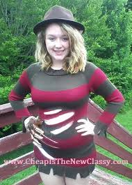 Freddy Halloween Costumes Freddy Krueger Costumes Cheap Classy