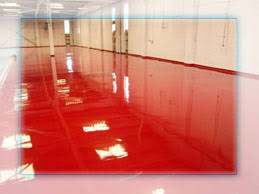 types of epoxy floor coatings their applications aes