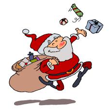 animated santa animated santa claus clipart clip library