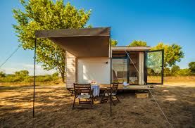 Tiny House Vacation Tiny U0027hut On Wheels U0027 Is The Perfect Vacation Home To Escape The