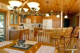 Log Cabin Design Plans by Golden Eagle Log Homes Floor Plan Details Corpus Christi Cp 0309