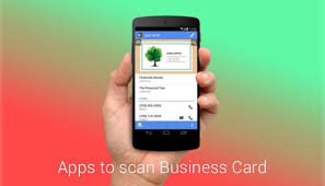 best business card scanner app for android to digitally organize