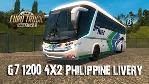 volvo trucks philippines euro truck simulator 2 g7 1200 4x2 philippine livery youtube