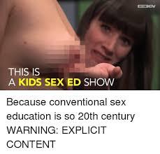 Explicit Memes - 25 best memes about sex ed sex ed memes