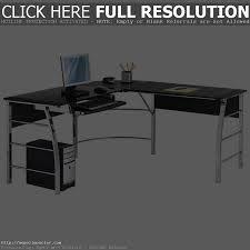 office depot glass desk desks furniture