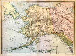 Southeast Alaska Map Map Of The Alaska Ferry Routes State Of Alaska
