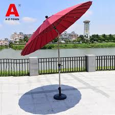 Beach Awning Column Outdoor Patio Umbrella Creative Umbrella Tent Awning Fixed