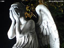 doctor who are the weeping angels immune to seeing themselves