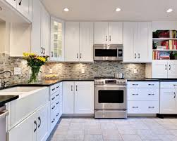 Kitchen With Backsplash Back Splash For Kitchen Free Home Decor Techhungry Us