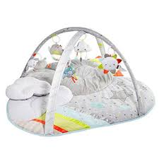 Baby Camping Bed Best Baby Toys Play Gyms Exersaucers And Jumperoos Lucie U0027s List