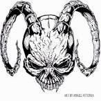 Demon Skull Tattoo Design by LordMykill on deviantART