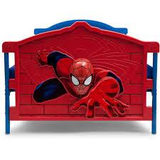 marvel spider man 3d twin bed walmart com