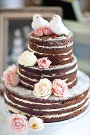 49 wedding cake ideas for rustic wedding bird wedding