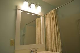 Framing A Bathroom Mirror by Framing A Bathroom Mirror St Paul Haus