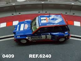 renault 5 maxi turbo coches scalextric renault 5