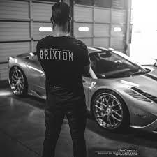 Ferrari 458 Black And White - ferrari 458 speciale brixton forged wheels