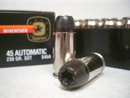 Barnes Tac Xpd 45 Acp Black Talon And Today U0027s Best Self Defense Ammo